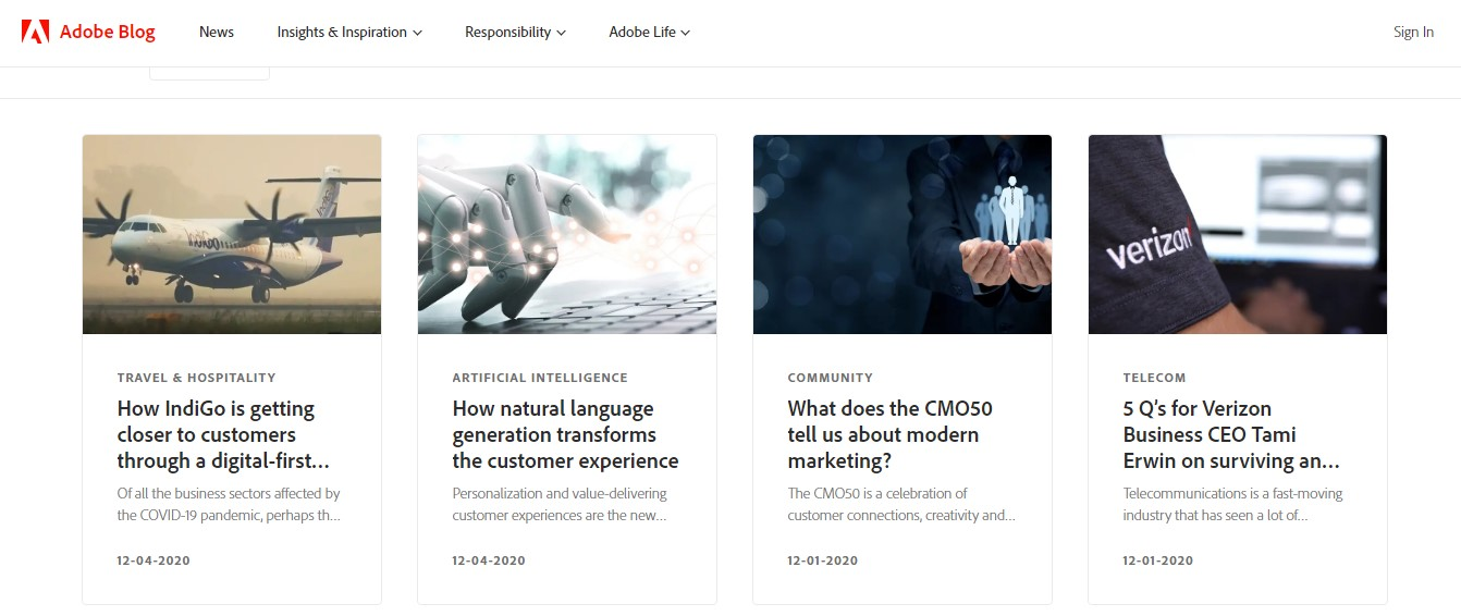 CMO, by adobe
