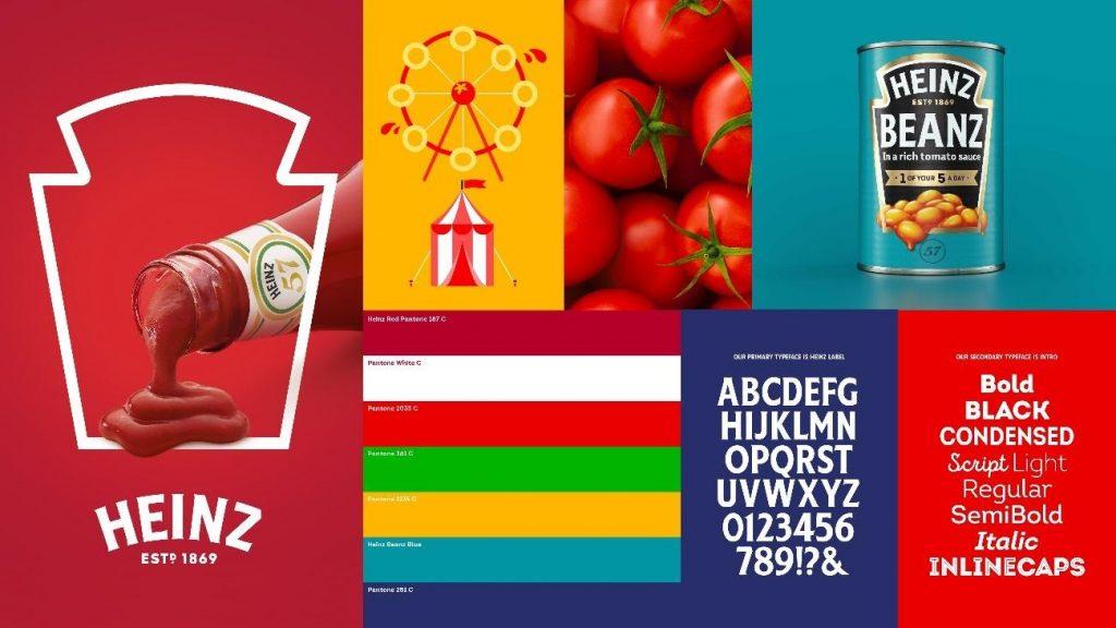 brand redesign by henz
