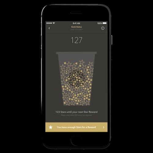 Starbucks' personalization