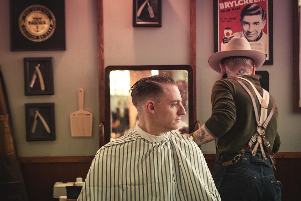 haircut that rocks