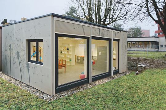 Designstarke, Bedarfsgerechte Containerbauten