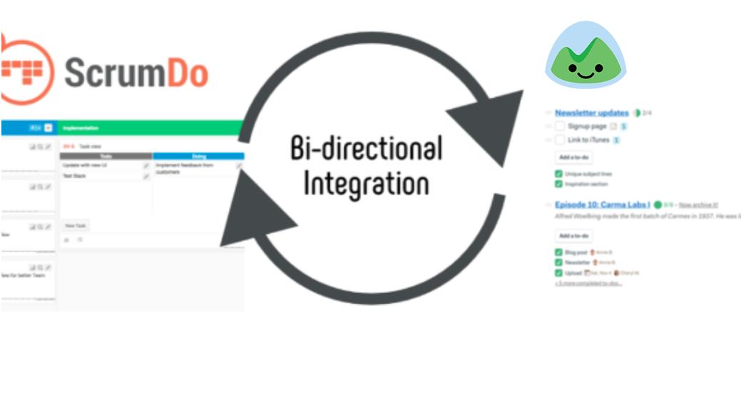 Bi-Directional Sync