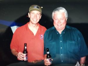 Daniel Sloan (IV) and Daniel Sloan (III) - Univ. of Florida Homecoming 1999