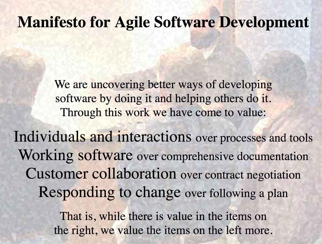 the  1 challenge with agile projects