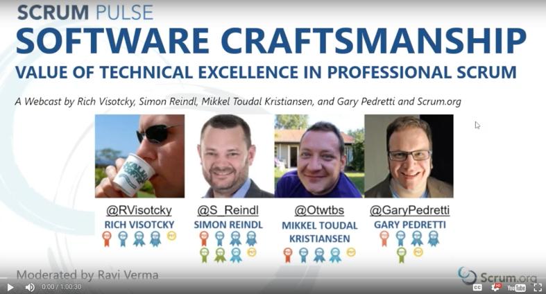 Software Craftmanship