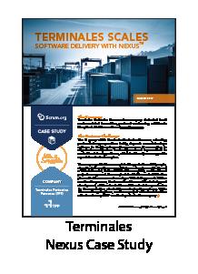 Terminales (TPP) Nexus Case Study