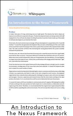 Intro To the Nexus Framework