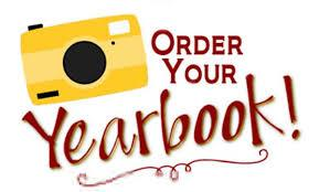 Buy Your Yearbook NOW!