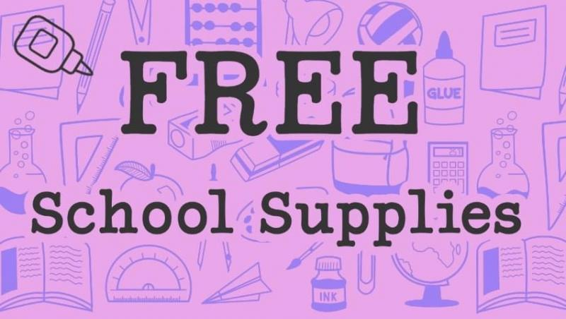 Free School Supplies for ALL Genoa Central Students!