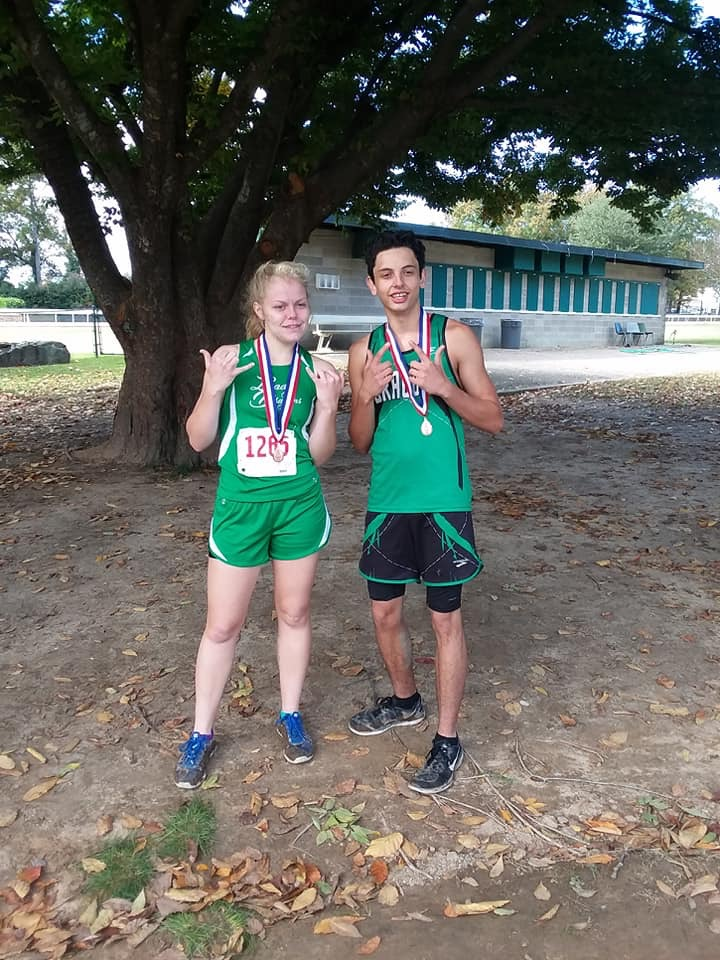 All State Cross Country