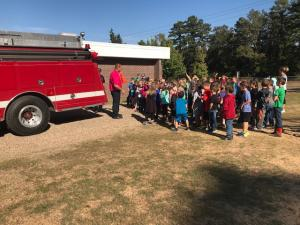 2nd Grade- Fire Safety!!