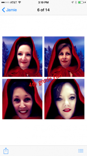 Is that Red Riding Hood?