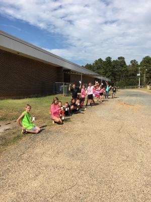 Outside fun - Mrs. Pilgreen's Class