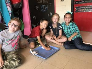 Ms. Colbert's Class- Teamwork!!