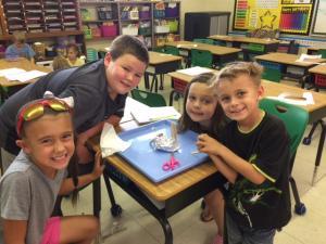 Mrs. Dennington's Class- Teamwork!!