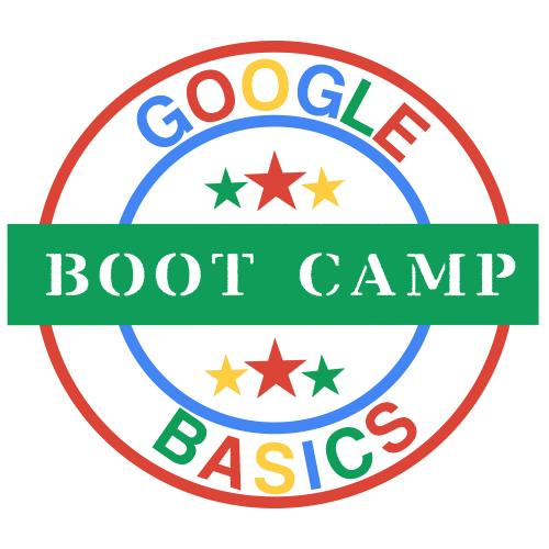 Google Basics Boot Camp