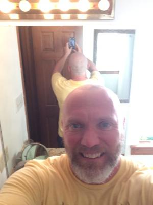 During Head and Beard Shave 2017 STAAR Results
