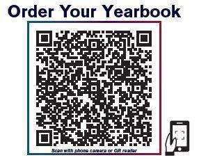 Order Your Yearbook QR Code