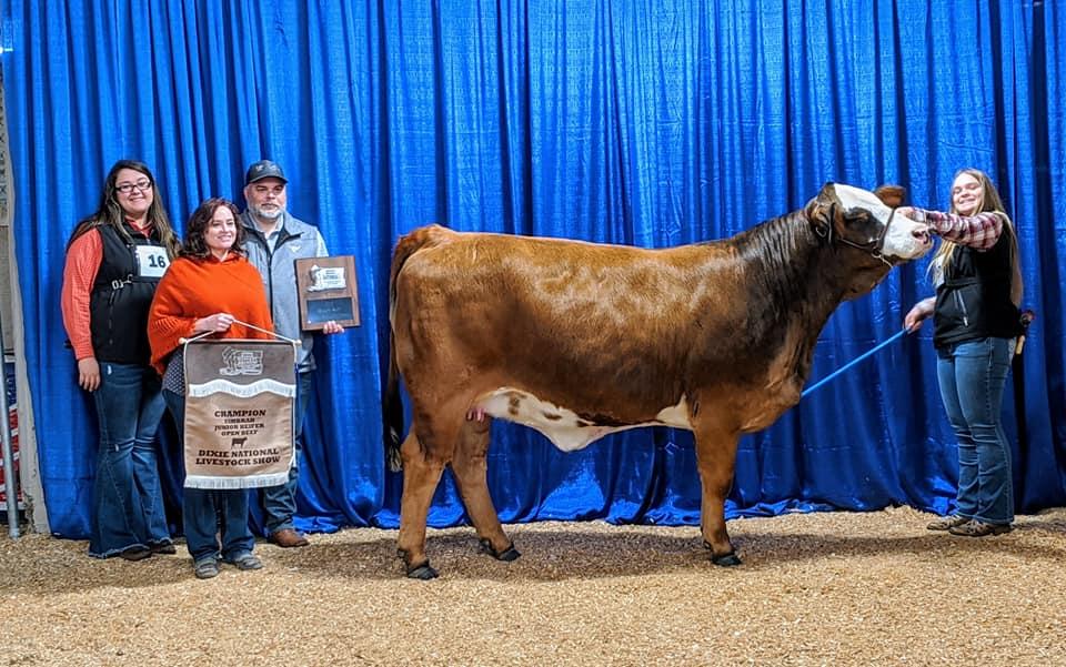 Dixie Nationals Livestock Show 2020 2