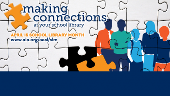National School Library Month 2018!