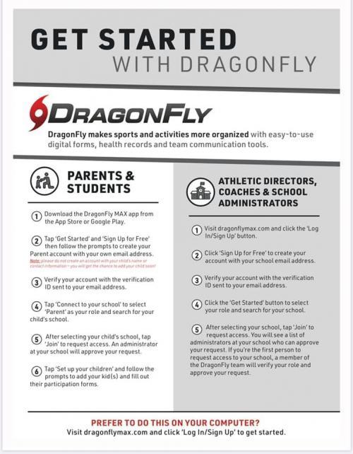 AAA Dragonfly App