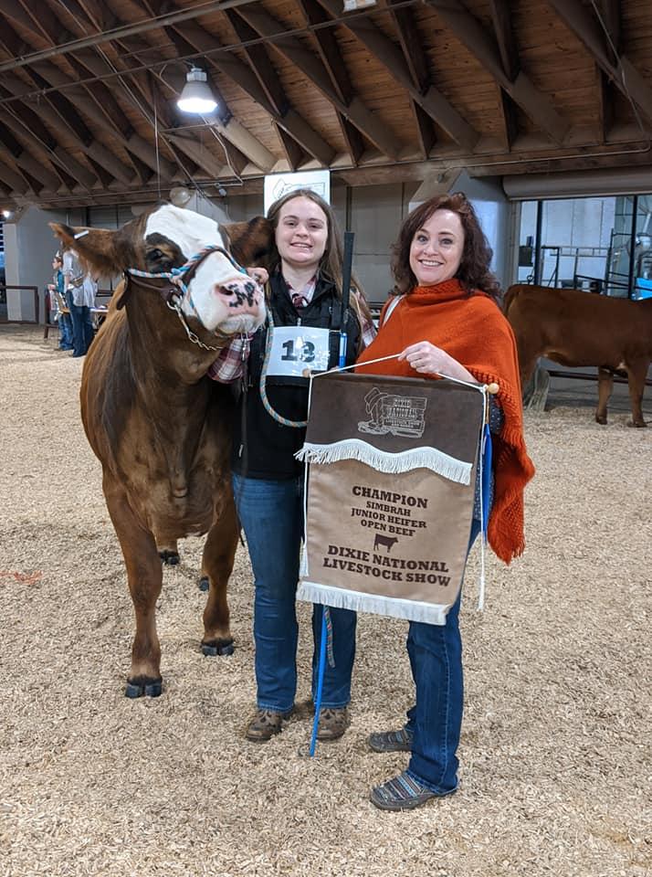 Dixie Nationals Livestock Show 2020 4