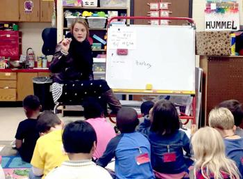 No place like home: Beydler is Sikeston R-6's first GYOT student teacher