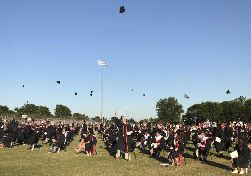 Sikeston Sikeston High School graduates class of 2020