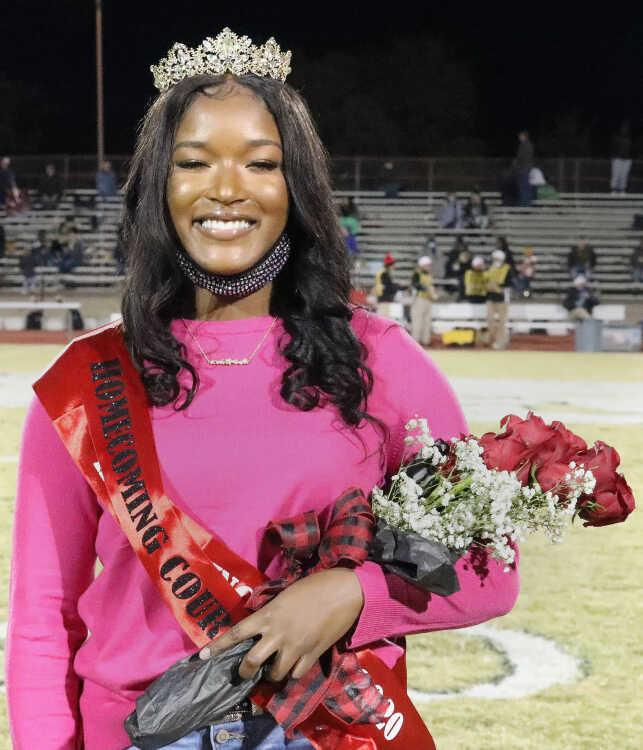 SHS Fall Homecoming Queen crowned