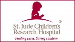 St. Jude Children's Research Hospital Picture with Link