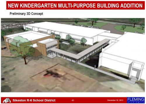 Kindergarten Safe Space