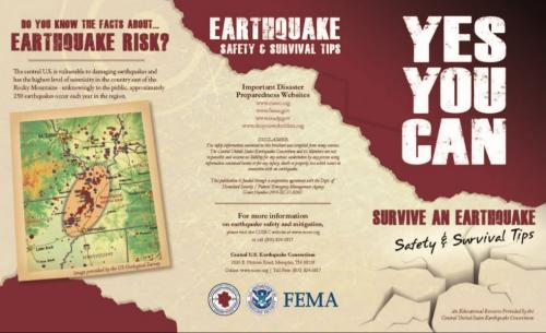 Earthquake Awareness 1