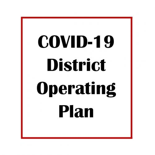 COVID -19 District Operating Plan