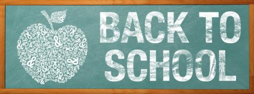 Click Here for Back To School Information