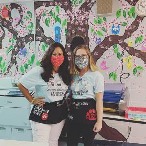 Ms. Adkisson and Ms. Vaught