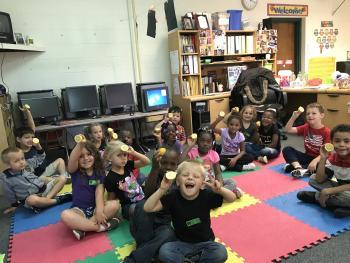 Miss Kirk's Class