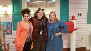 Crazy hair day with the second grade team!