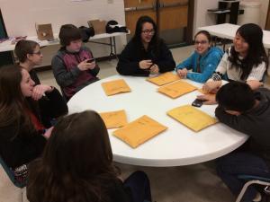 SJHS Math Team at Regional MATHCOUNTS in Cape Girardeau