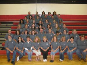 Sikeston Junior High School Faculty