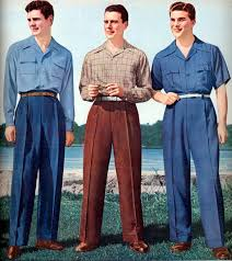 Video: 1940's Men's style