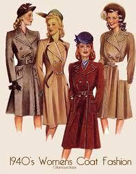 1940's Women's style ideas