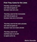 Video: First They Came for the Jews
