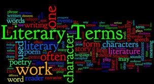 List of literary terms
