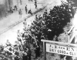 The only known image of the Army of Northern Virginia in the field June 1863