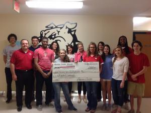 2016-17 Sikeston Foundation Grant Winners