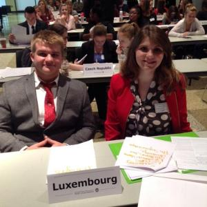 Luxembourg Delegation