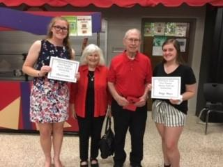Picture of GYOT scholarship winners