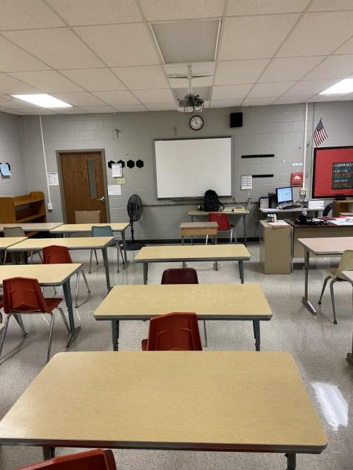 Mrs. Swain's Classroom B-5