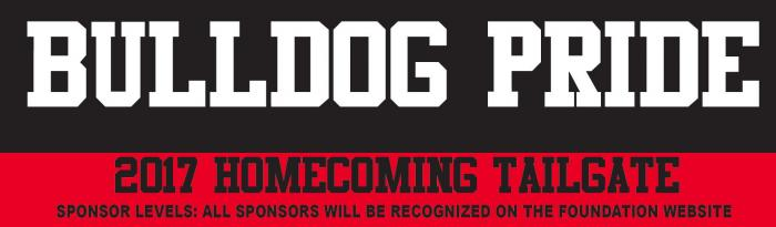 Homecoming Bulldog Pride Sponsor Link