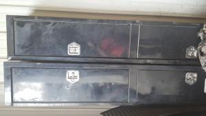 Long Tool box for truck